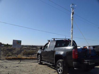 BRI studies air quality in Bakersfield along side The Aerospace Corporation