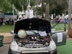 BRI participates in the 49th annual Santa Barbara Earth Day Festival